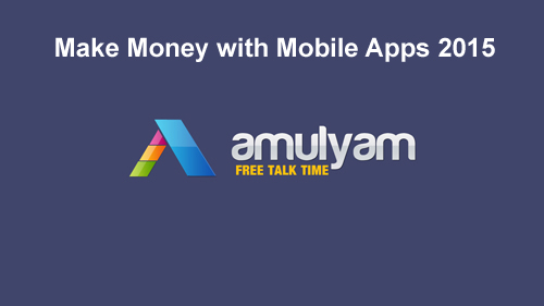 earning mobile apps