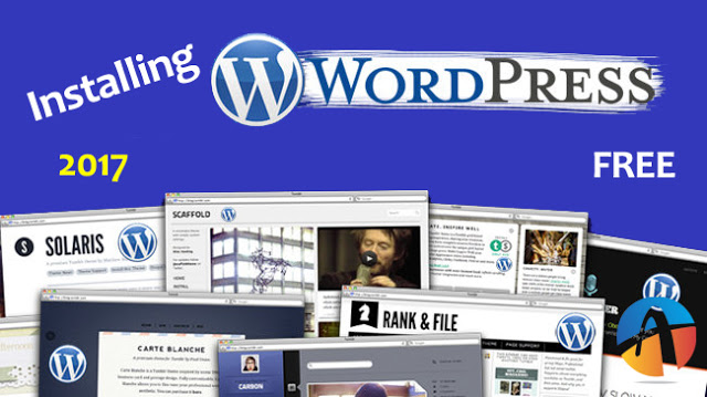 Free Web Hosting | Install WordPress Manually