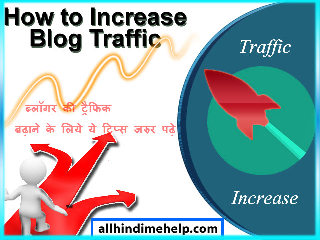 How to Increase Blog Traffic Google Plus in Hindi