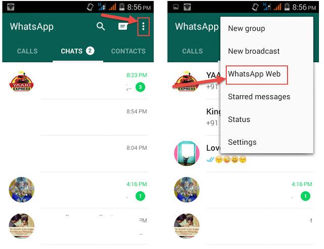 Whatsapp ko Computer Me Kaise Chalaye Puri Jankari