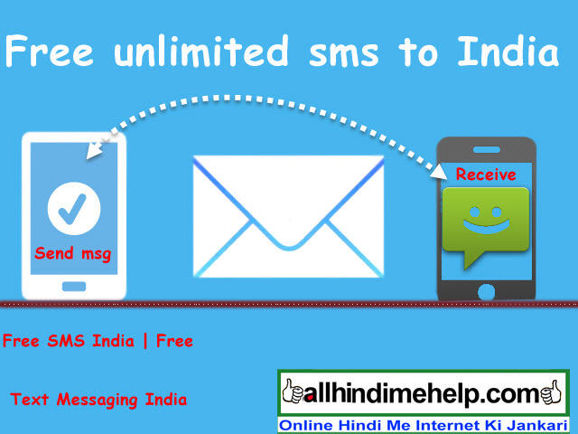 Send Free SMS India | Free Me Massage Kaise Kare Mobile Par