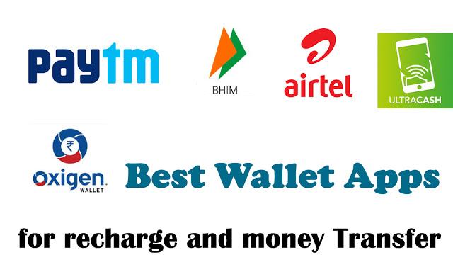 Best 5 Apps For Android Online Payment or Recharge Karne Ke