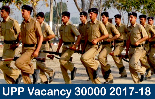 Uttar Pradesh Police Jobs Apply Online 2018