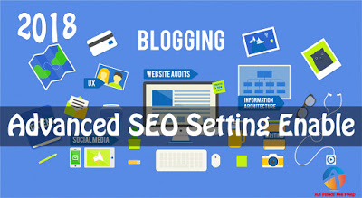 Blogger Advanced SEO Settings