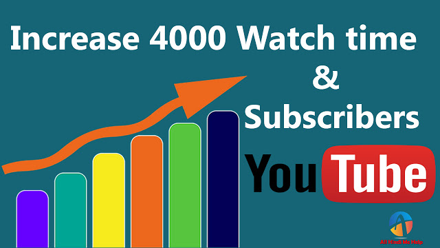 youtube subscribers increase badhaye