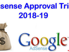 Google Adsense Account Approval Tips