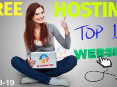 Free Hosting, Free Web Hosting