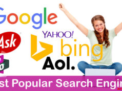 Best Popular Search Engines