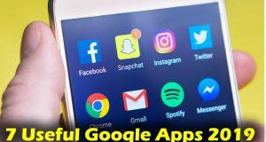 Google Apps Ki Jankari | 7 Useful Google Apps 2019