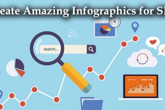 Create Amazing Infographics for SEO