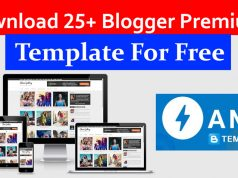 25 Free Premium Blogger Template Download Kare